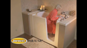Jacuzzi Walk-In Tub TV Spot Featuring Ross McGowan - Thumbnail 5