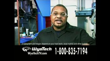 WyoTech TV Spot, 'Hands'