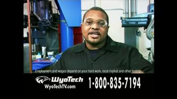 WyoTech TV Spot, 'Hands'