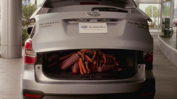 Subaru Forester TV Spot, 'Dog-Approved Trunk' - Thumbnail 4