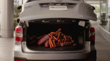 Subaru Forester TV Spot, 'Dog-Approved Trunk' - Thumbnail 5