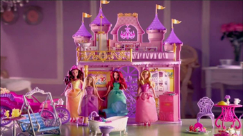 Disney Princesses Royal Castle TV Spot