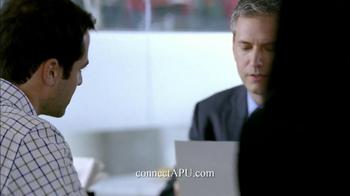 American Public University TV Spot, 'Cafe' - Thumbnail 3