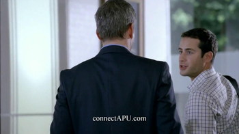 American Public University TV Spot, 'Cafe' - Thumbnail 5