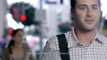 American Public University TV Spot, 'Cafe' - Thumbnail 6