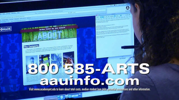 Academy of Art University TV Spot, 'Creativity Meets Innovation' - Thumbnail 8