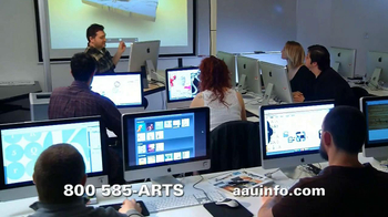 Academy of Art University TV Spot, 'Creativity Meets Innovation' - Thumbnail 2