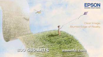 Academy of Art University TV Spot, 'Creativity Meets Innovation' - Thumbnail 4