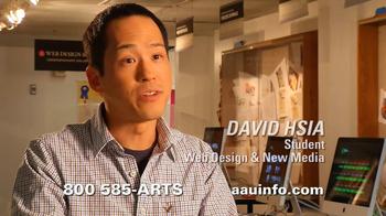 Academy of Art University TV Spot, 'Creativity Meets Innovation' - Thumbnail 5