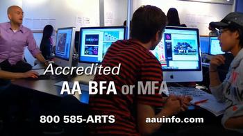 Academy of Art University TV Spot, 'Creativity Meets Innovation' - Thumbnail 7
