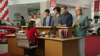 Toyota Camry TV Spot, 'Old Ways' - 399 commercial airings