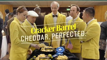 Cracker Barrel Aged Reserve TV Spot, 'World Championship Cheese Contest' - Thumbnail 10