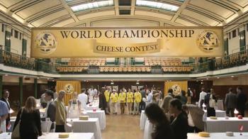 Cracker Barrel Aged Reserve TV Spot, 'World Championship Cheese Contest' - Thumbnail 2