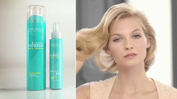 John Frieda Luxurious Volume TV Spot, 'Finally Love Fine Hair' - Thumbnail 6