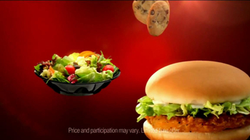 McDonald's Hot 'n Spicy McChicken TV Spot, 'Badder & Bolder' - Thumbnail 8