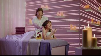 Skinny Cow Divine Filled Chocolates TV Spot, 'Massage' - 4623 commercial airings