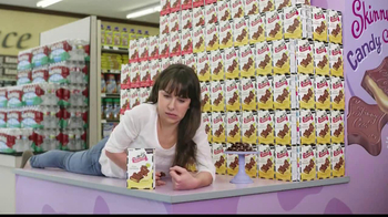 Skinny Cow Divine Filled Chocolates TV Spot, 'Massage' - Thumbnail 8
