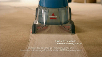 Bissell Deep Cleaner TV Spot, 'Let Life In'   - Thumbnail 7