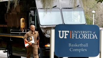 UPS TV Spot 'University of Florida Basketball' Featuring Billy Donovan - Thumbnail 3