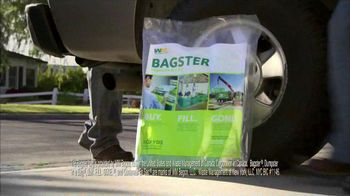 Waste Management Bagster Bag TV Spot, 'Plan for the Cleanup'  - Thumbnail 4