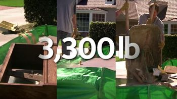 Waste Management Bagster Bag TV Spot, 'Plan for the Cleanup'  - Thumbnail 6