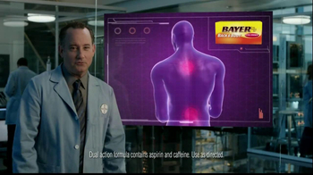 Bayer Back & Body TV Spot, 'Comparison'