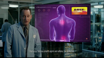 Bayer Back & Body TV Spot, 'Comparison' - Thumbnail 8