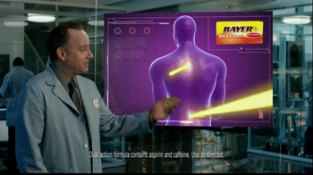 Bayer Back & Body TV Spot, 'Comparison' - Thumbnail 9