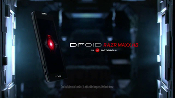 Motorola Droid Razr Maxx HD TV Spot, 'Droid Endurance' Song by Contrakids - Thumbnail 9