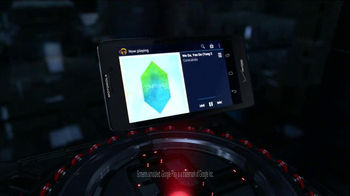 Motorola Droid Razr Maxx HD TV Spot, 'Droid Endurance' Song by Contrakids - Thumbnail 7