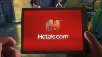 Hotels.com TV Spot, 'Rockstars' - Thumbnail 1