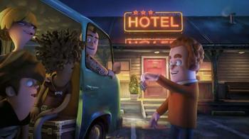 Hotels.com TV Spot, 'Rockstars' - Thumbnail 3