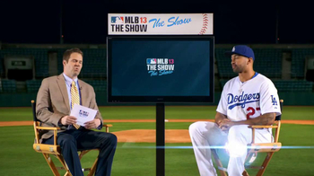 MLB 13: The Show TV Spot Featuring Matt Kemp - Thumbnail 1