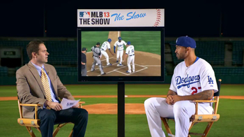 MLB 13: The Show TV Spot Featuring Matt Kemp - Thumbnail 8