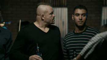 Miller Lite TV Spot, 'Crew' Featuring Chuck Liddell - Thumbnail 7