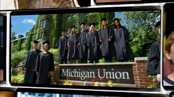 University of Michigan TV Spot, 'Enduring Tradition' - Thumbnail 10