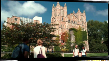University of Michigan TV Spot, 'Enduring Tradition' - Thumbnail 3