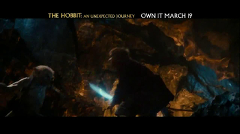 The Hobbit: An Unexpected Journey Blu-ray and DVD TV Spot - Thumbnail 10
