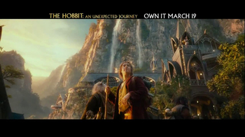 The Hobbit: An Unexpected Journey Blu-ray and DVD TV Spot - Thumbnail 3