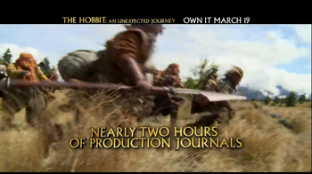 The Hobbit: An Unexpected Journey Blu-ray and DVD TV Spot - Thumbnail 4
