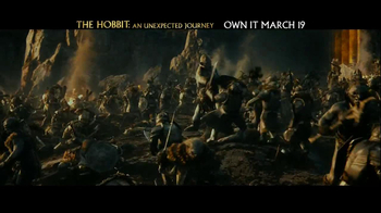 The Hobbit: An Unexpected Journey Blu-ray and DVD TV Spot - Thumbnail 7