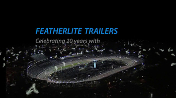 Featherlite Specialty Trailers TV Spot, 'NASCAR' - Thumbnail 5