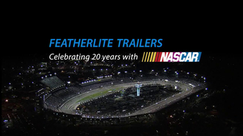Featherlite Specialty Trailers TV Spot, 'NASCAR' - Thumbnail 6