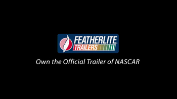 Featherlite Specialty Trailers TV Spot, 'NASCAR' - Thumbnail 8