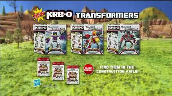 Kre-O Transformers Micro Changers TV Spot - Thumbnail 10