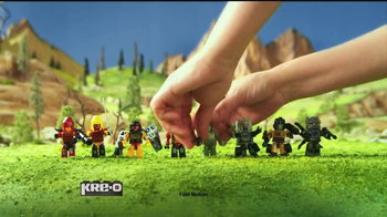Kre-O Transformers Micro Changers TV Spot - Thumbnail 7