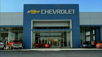 2013 Chevrolet Cruze LS TV Spot, 'MPG Enginuity' - Thumbnail 1
