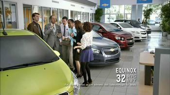 2013 Chevrolet Cruze LS TV Spot, 'MPG Enginuity' - Thumbnail 5