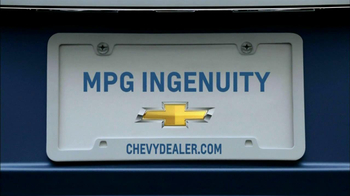 2013 Chevrolet Cruze LS TV Spot, 'MPG Enginuity' - Thumbnail 9