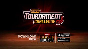 ESPN Tournament Challenge App TV Spot